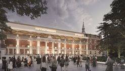 Norman Foster Selected To Remodel Museo del Prado Hall of Realms in Spain