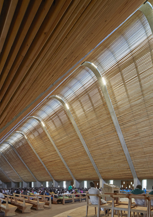 Sacred Heart Cathedral of Kericho  / John McAslan + Partners, © Edmund Sumner