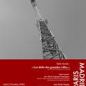 Mesa Redonda 'Los desafíos de las grandes ciudades' Design Graphic Awithñ