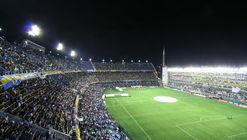 """Un proyecto para ampliar el estadio argentino """"La Bombonera"""""""