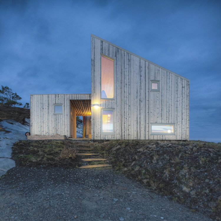 K21 Skardsøya  / TYIN Tegnestue Architects, © Pasi Aalto