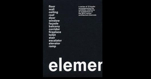 Elements (2014). Image via www.oma.eu
