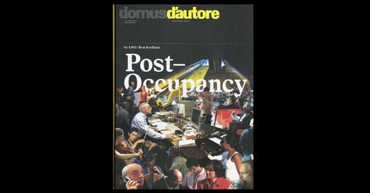 Post Occupancy (2006). Image via www.oma.eu
