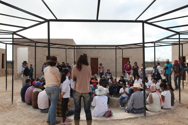 Centros comunitarios en México: una tipología para entender lo colectivo y su relación con el espacio, Cortesía de  TOA