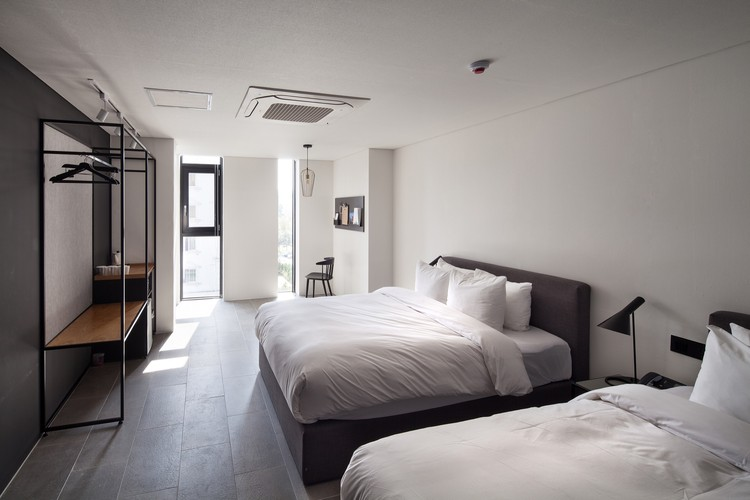 Bombom Boutique Hotel Architecture Studio Yein Archdaily