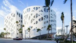 Faena Forum, Faena Bazaar and Park / OMA