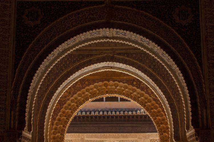 España: Antonio Almagro, Premio Nacional de Restauración y Conservación 2016, Un excelso ejemplo de arquitectura islámica en España: Palacios Nazaries en la Alhambra de Granada. Image © xavier33300 [Flickr], bajo licencia CC BY 2.0