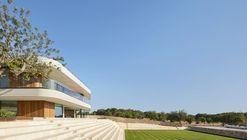 Tennis Terraces  / GRAS arquitectos