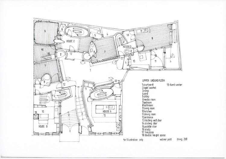 Floor Plan Upper Ground