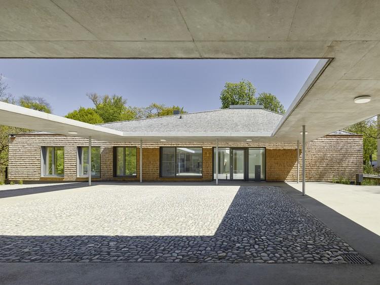 Centro de educaci n intercultural en t bingen se arch architekten plataforma arquitectura - Architekten tubingen ...
