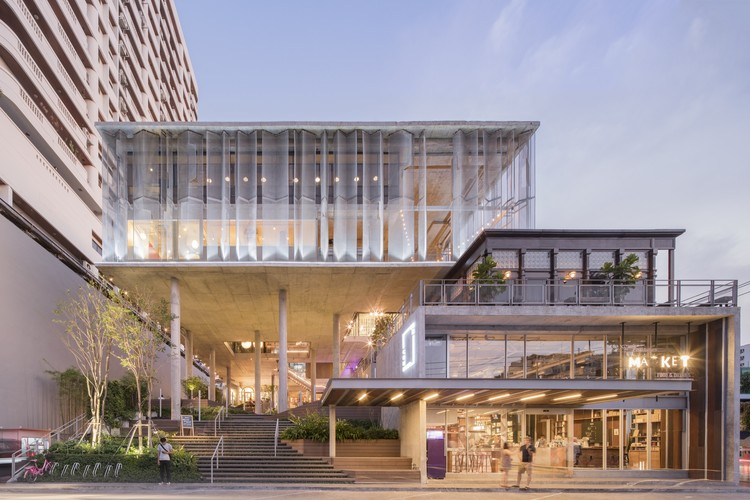 The Commons Department Of Architecture ArchDaily