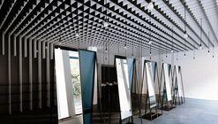Salão de Beleza Talstrasse Zurique / Wülser Bechtel Architekten