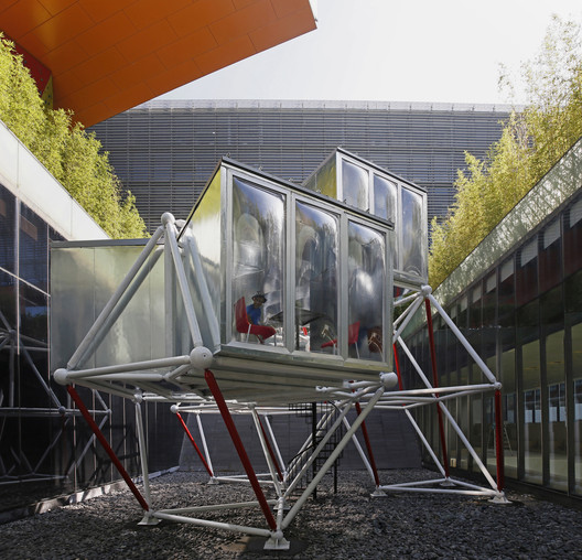 Plugin Tower / People's Architecture Office