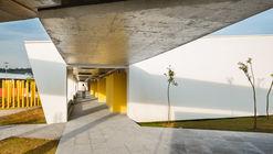 Escuela St. Nicholas / aflalo/gasperini arquitetos