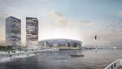 OMA's Masterplan for Feyenoord City in Rotterdam Approved