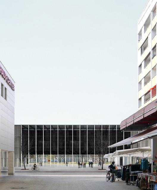 Cortesía de Bauhaus Dessau