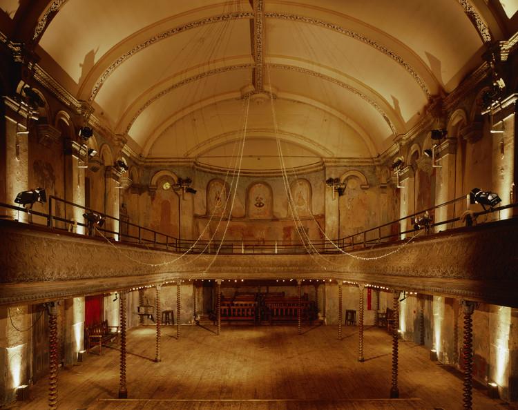 Great British Buildings: Wilton's Music Hall, © Hélène Binet