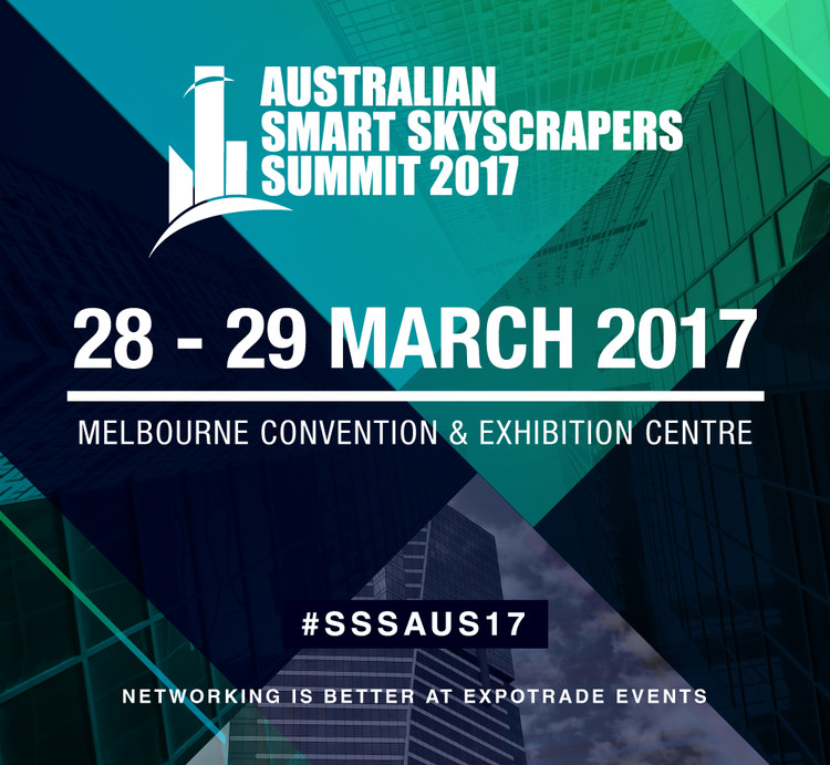 Australian Smart Skyscrapers Summit 2017, Courtesy of Unknown