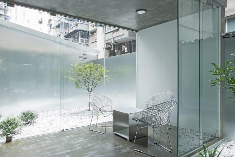 Patio interior . Image © Xiao Yi
