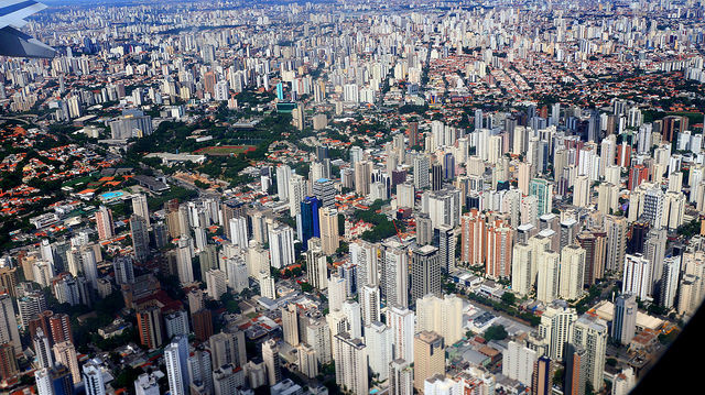 São Paulo, ciudad ganadora del Mayors Challenge 2016, © Flickr user: Lupe Longo, licensed under CC BY-NC-ND 2.0