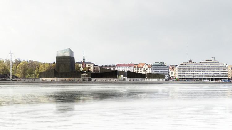 Guggenheim Helsinki Plans Abandoned After Rejection by City Council, © Moreau Kusunoki Architectes / Guggenheim