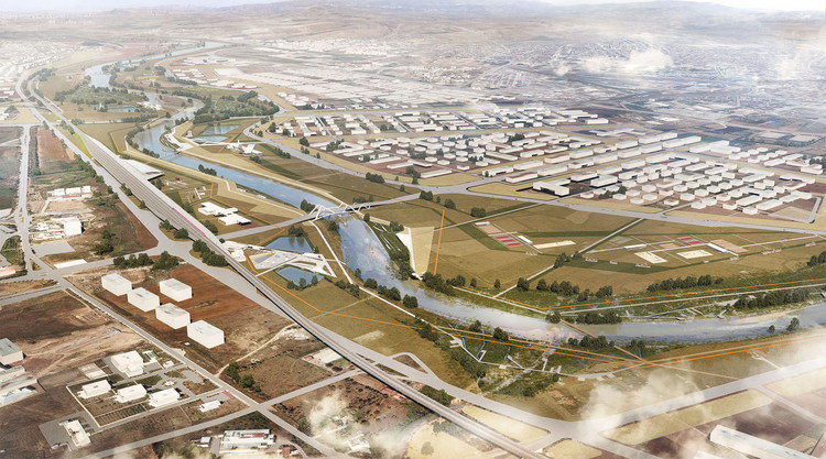 Ziya Imren Architects Releases Plans to Integrate Nature and Urbanity in Turkey , Courtesy of Ziya Imren Architects