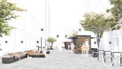 Primeiro lugar no Concurso Público Nacional de Ideias para Elementos de Mobiliário Urbano de São Paulo