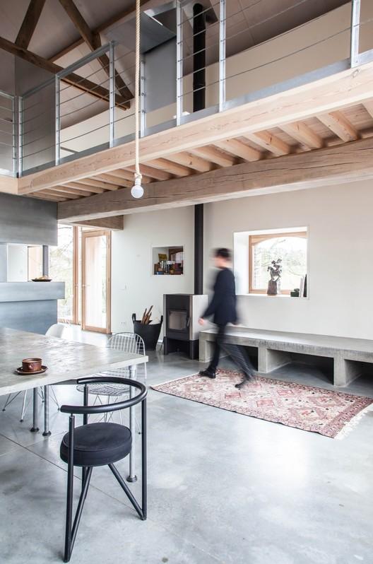 Farm Grubbehoeve / Jeanne Dekkers Architecture