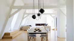 The Attic / f+f architectes