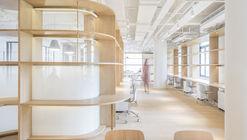 NIO Brand Creative Studio Shanghai / Linehouse