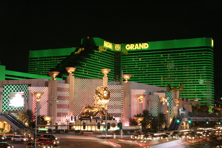 Las Vegas MGM Grand CC BY-SA 1.0 <a href='http://https://creativecommons.org/licenses/by-sa/1.0/'>https://creativecommons.org/licenses/by-sa/1.0/</a>