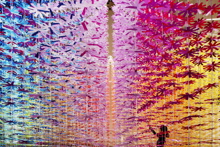 La exposición 'Sense of Motion' de NSK Ltd celebra su centenario, © Daisuke Shima
