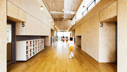 NFB Nursery / HIBINOSEKKEI + Youji no Shiro