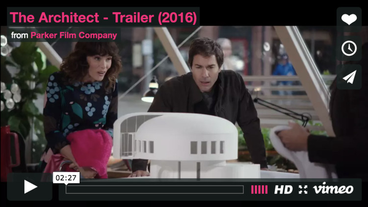 """Film """"The Architect"""" Satirizes the Profession with Egocentric Protagonist"""