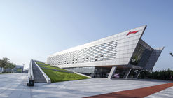 Yangzhou Li Ning Sports Park  / Australia PT Design Consultants Limited