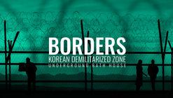 Borders - The Korean Demilitarized Zone Underground Bath House