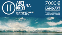 Open Call for Land Art projects at the 11.Arte Laguna Prize