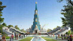 Construction Begins on World's Tallest Religious Building