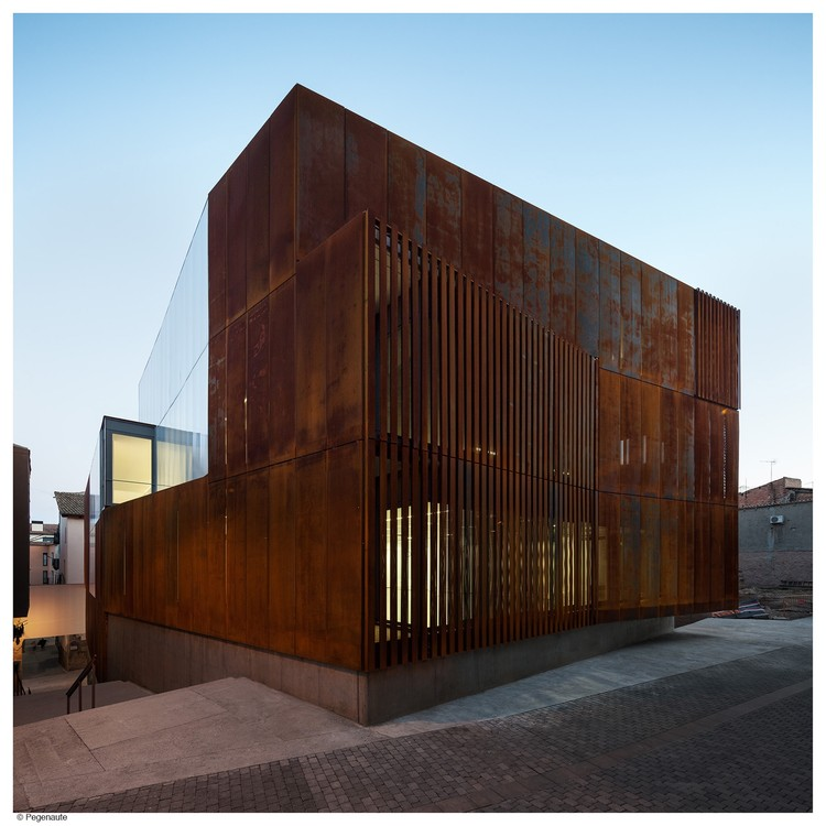 Balaguer Courthouse / Arquitecturia, © Pedro Pegenaute
