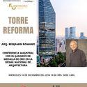 """Sesión 229: """"Torre Reforma"""" por Benjamín Romano / Monterrey Cortesía de Unknown"""