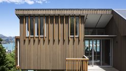 House with Villa Silhouette / Irving Smith Architects