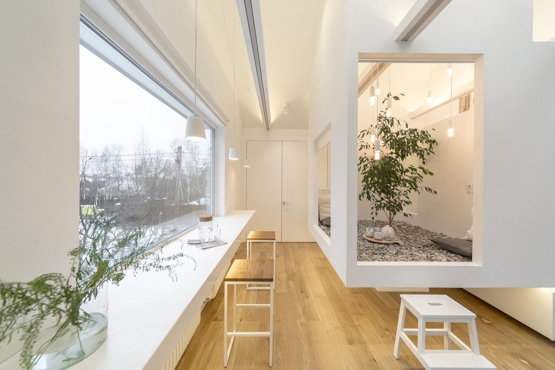 Living Space / Ruetemple
