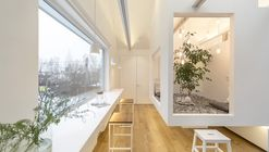 Living Space / Ruetemple