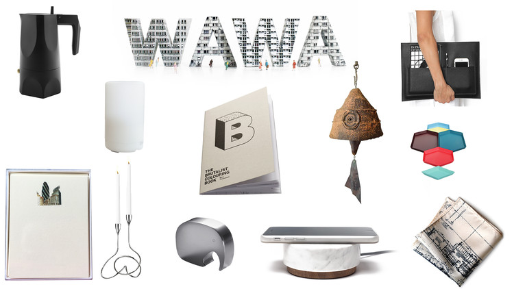 Presents for Architects: Holiday Gift Guide 2016, ArchDaily Architect's Holiday Gift Guide 2016