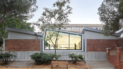 Montbau Library Rehabilitation / OliverasBoix Arquitectes