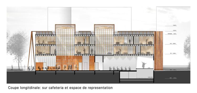 Courtesy of Fabienne Bulle architecte & associés