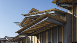 Jardín de Infantes Aitoku / Kengo Kuma & Associates