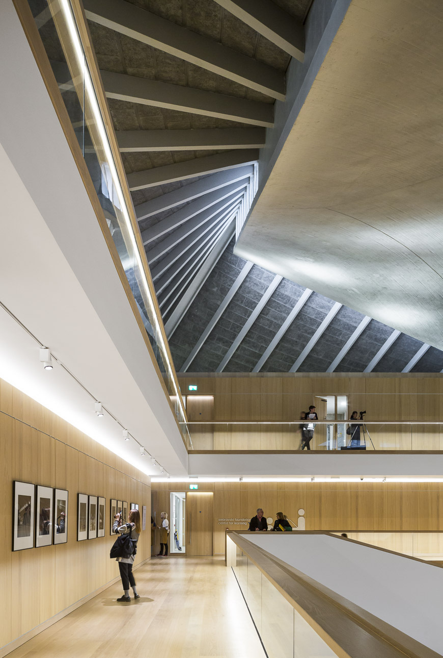 gallery of a look at london 39 s new design museum through
