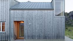 Casa de Veraneo Gravråk / Carl-Viggo Hølmebakk