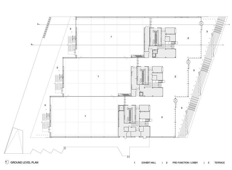 Floor Plan Level 01